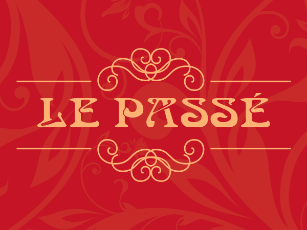 Restaurant Le Passé Logo